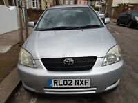 Toyota Corolla, 1.6 VVT-i T Spirit, 5 doors, Automatic for Sale!!!