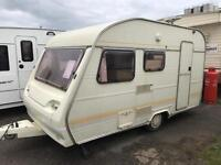 96 lightweight Avondale custom 4 berth elddis swift CAN DELIVER over 100 must clear