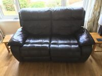 Electric Reclining Leather Sofas