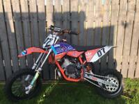 KTM 50sx 2011 £1450