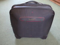 Samsonite wheeled overnight case