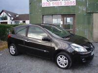 NEW MODEL RENAULT CLIO DYNAMIQUE FULL YEARS MOT CLEAN INSIDE AND OUT GREAT DRIVER BARGAIN TO CLEAR