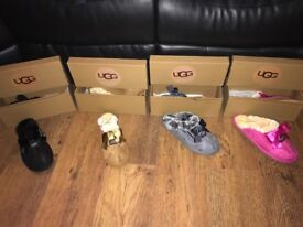 Ugg slippers for sale all sizes..£35