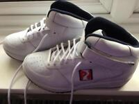 White Ladies Power Diet Trainers Size 5.5