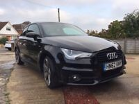 Audi A1 2.0 TDI Black Edition 3 door - HIGH SPEC incl; Sat Nav, Bose sound system and LED Lighting