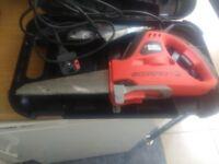 Black and Decker Powered Handsaw 400w