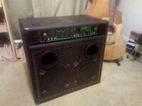 Bass Guitar Amplifier - Trace Elliot GP7 SM 200 Watt Combo Amp - Perfect Condition