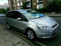 Ford s-max tdci 2.0 manual 7 seater
