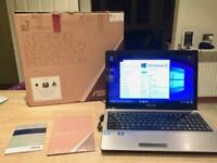"ASUS 15.6"" HD led laptop"