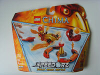 New Sealed Box LEGO Chima Speedorz