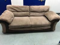 2x matching sofas with FREE DELIVERY