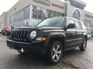 2016 Jeep Patriot Only 7516 kms * Leather * Navigation