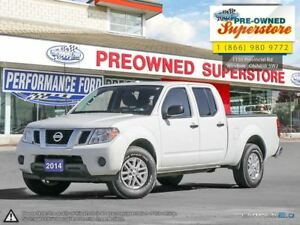2014 Nissan Frontier ***4.0L and 4x4 CLEAN TRUCK***