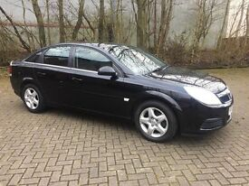 Vauxhall VECTRA Exclusive. 60.000 Black