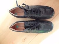 MENS brand new leather shoes - size 11 (TK Max)