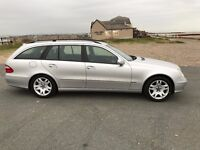Mercedes E class E270 estate 7 seater Full service history