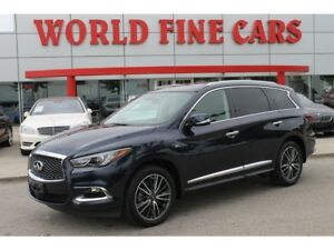 2017 Infiniti QX60 | Deluxe Touring Package