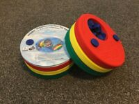Delphin kids Swimming Discs - As New