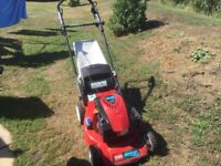 Petrol mower Toro tx 150