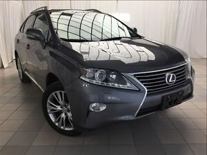 2014 Lexus RX 350 Touring Package: 1 Owner, AWD.