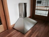 Stainless steel Cooker Canopy