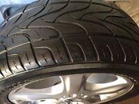 Mercedes ML alloys 19 inch