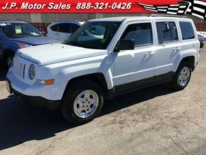 2015 Jeep Patriot North Edition, Automatic, 4x4