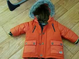 Baby boys jackets