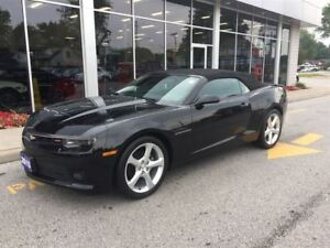 2015 Chevrolet Camaro 2LT RS Package 20's Leather