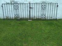125 inch / 3.7 meter gates