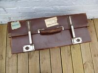 Vintage expandable case, suit case 1920's to 1940's very high quality, retro, very hard to come by