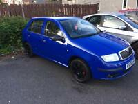skoda fabia sport swap bigger car