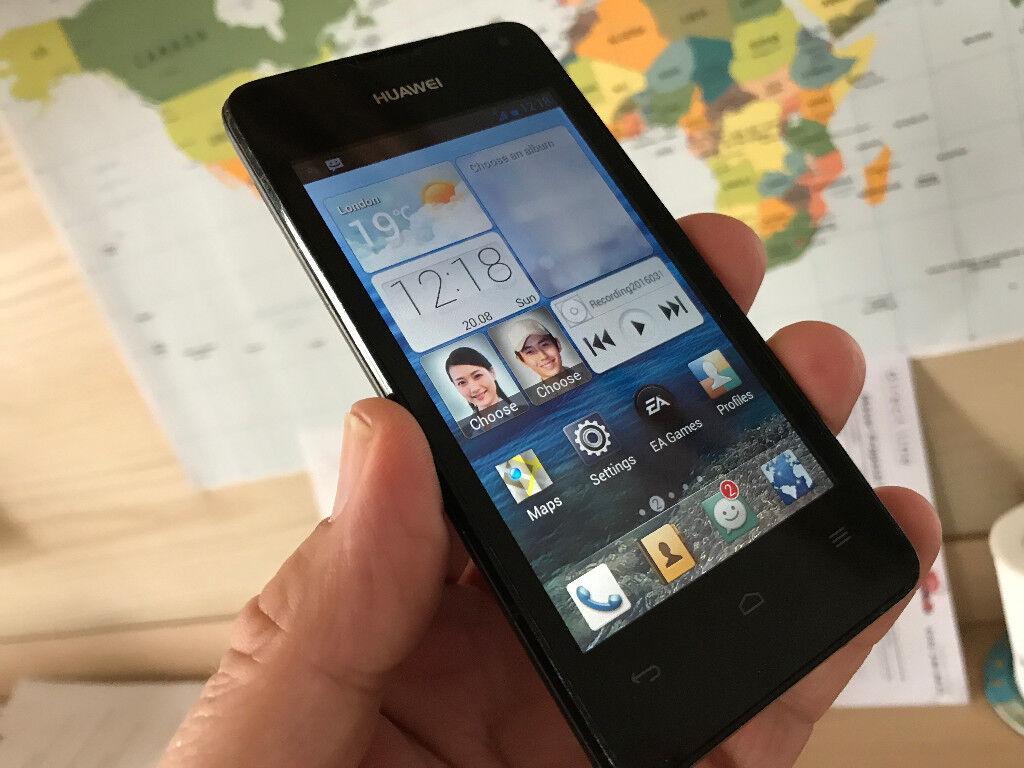 Huawei Touch-Screen Phone