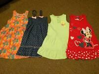 Girls 5-6 years summer bundle