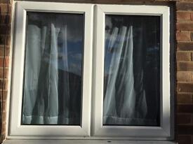 UVPC Double Glazed Window