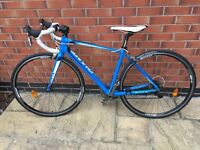 Giant Defy 1 (2014) Blue (Small) + cycle computer