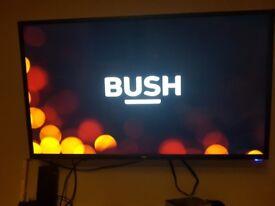 "40"" bush TV (not smart)"