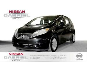 2014 Nissan Versa Note 1.6 SV *75$ AUX 2 SEMAINES