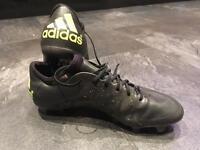 Size 5 Adidas X pro ID boots