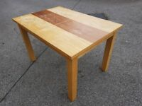 Oak Extending Table FREE DELIVERY 759