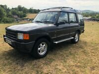 Land Rover Discovery 2.5 Auto 1994