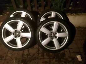 S line wheels