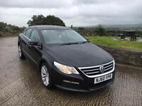 2010 Volkswagen Passat CC 2.0 Tdi Cr 140 Bhp 6 Speed. 5 Seater. Finance Available