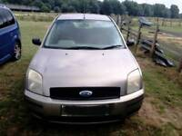 Excellent/solid 1.6 Ford Fusion.