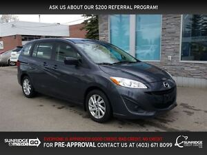2015 Mazda MAZDA5 GS, BLUETOOTH, CLOTH SEATS