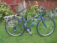 GIANT HYBRID COMMUTER ONE OF MANY QUALITY BICYCLES FOR SALE