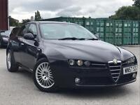 Alfa Romeo 159 2.4 JTDM Lusso 4dr