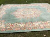 Stunning large rug