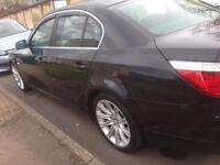 BMW 520d e60 remapped not 525d 530d