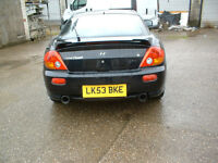 hyundai coupe spares/repair
